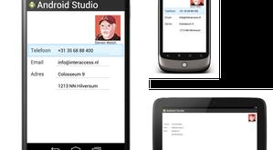 Aan de slag met Android Studio