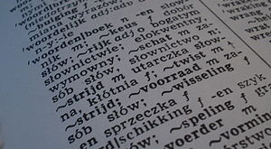 (War)taal. – column Joop