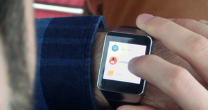 In aanraking met Android Wear